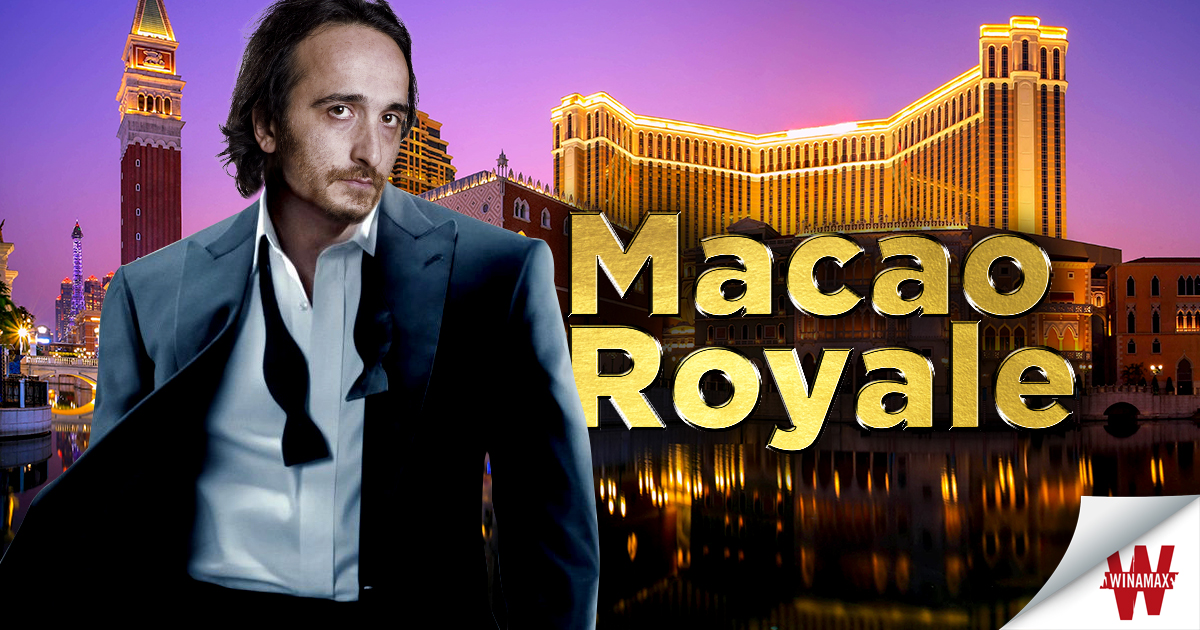 [Blog] Macao Royale
